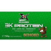 X-Sport Power 3K Protein Schoko