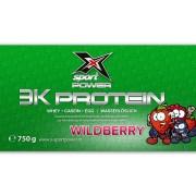 X-Sport Power 3K Protein Wildberry