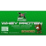 X-Sport Power Whey Protein Schoko