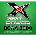 X-Sport Power BCAA 2000