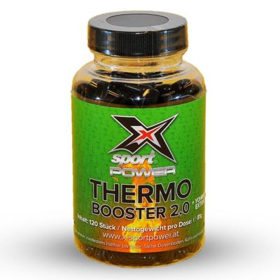 X-Sport Power Thermo Booster